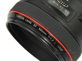 佳能EF 50mm f/1.2L USM焦距刻度