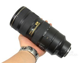 尼康AF-S 尼克尔 70-200mm f/2.8G ED VR II手持