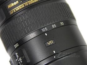 尼康AF-S 尼克尔 70-200mm f/2.8G ED VR II焦距刻度