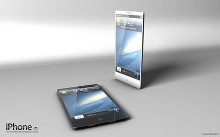iphone+概念设计图亮相