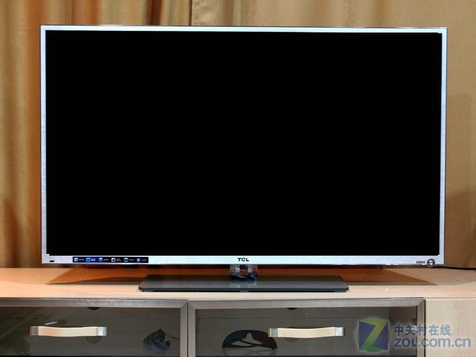 9mm极致边框设计 tcl智能电视首曝