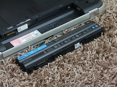 戴尔 14R Turbo灰色 电池图