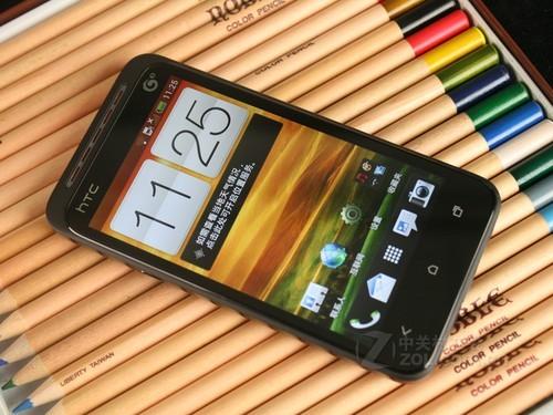 HTC T328t 黑色 外观图