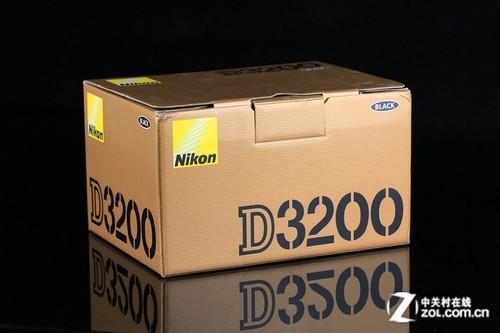 入门单反挑战高像素 尼康D3200评测首发