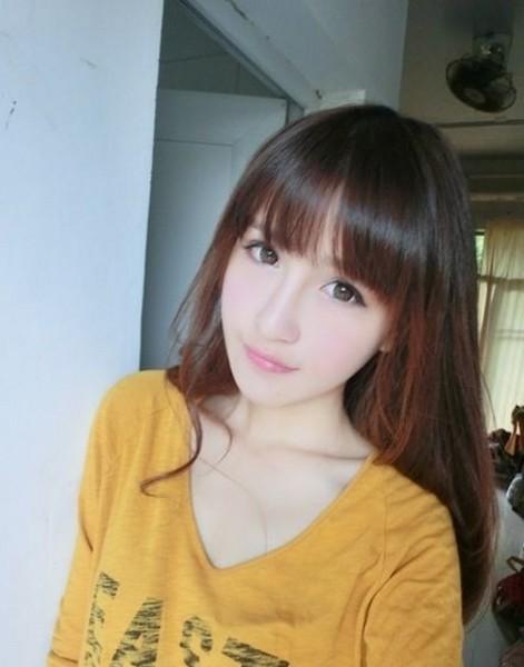 【高清图】青春洋气 可爱qq女生头像