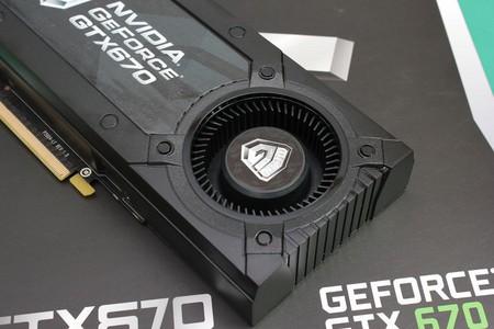 顶级游戏之选!小妖G GTX670到货!