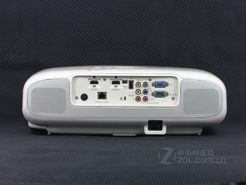 投影机爱普生 EH-TW6500C背面