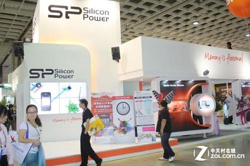 Computex2012 聚焦SP广颖电通移动存储