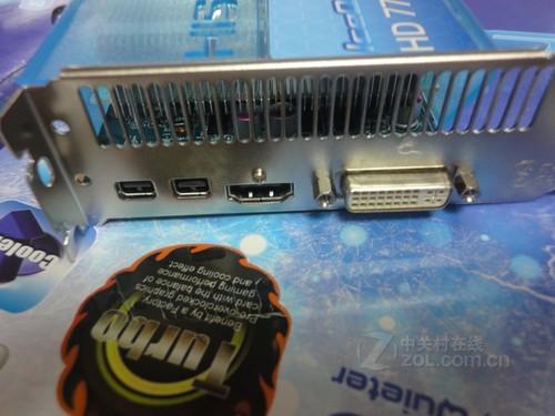 大厂用心之作 HIS非公版HD7750售价899