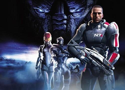 """《质量效应3》DLC""""Rebellion""""E3 2012预告片"""