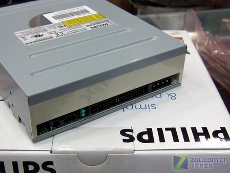 传统IDE接口-比全兼容贵20元 飞利浦全能光雕到货图片