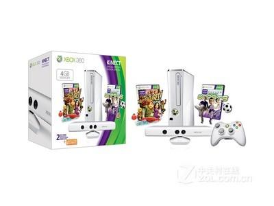 【直降500】渠道批发价 微软 Xbox360 slim Kinect 白色套装(4GB) *价 货到付款 10年老店 中关村渠道批发商承接大型-采购批