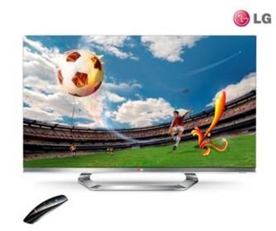 家电节能补贴  LG Cinema不闪式3D电视成换机首选