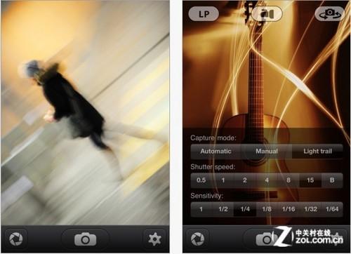6.14限时免费APP:用iPhone拍出长曝光
