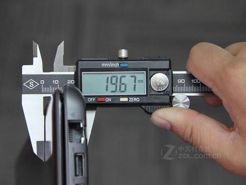 东芝 U800银色 重量测试图