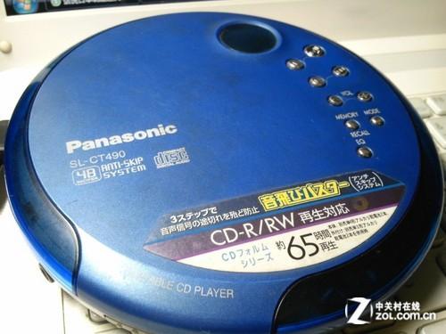 这是家人从国外带回来的cd player播放机算是比较老的款式...