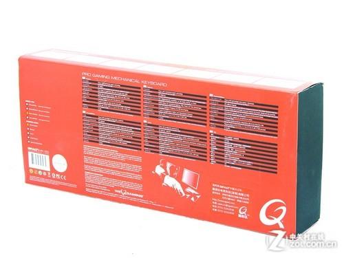 低调的奢华 QPAD MK-85机械键盘评测