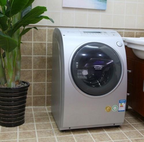 三洋xqg60-l932xs滚筒洗衣机
