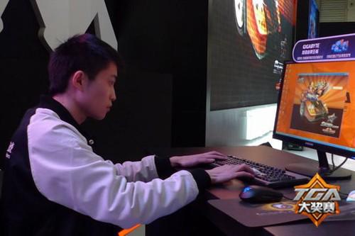 《QQ飞车》SSC2012TGA分站赛田杰友赛前专访
