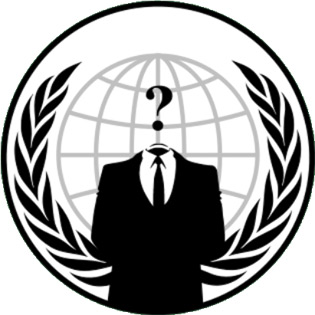 黑客面具qq头像相关图片下载
