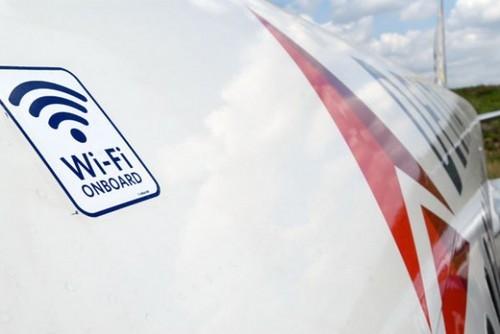 高速wifi上飞机 明年国际航班即可体验