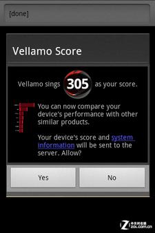 专业软件跑分测试 总结 飞利浦 w930 手机android频道高清图片