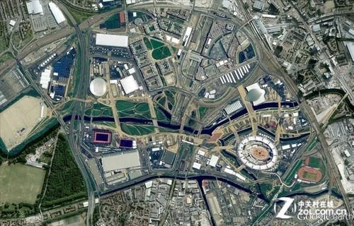 谷歌地图和地球添加大量高清卫星图像