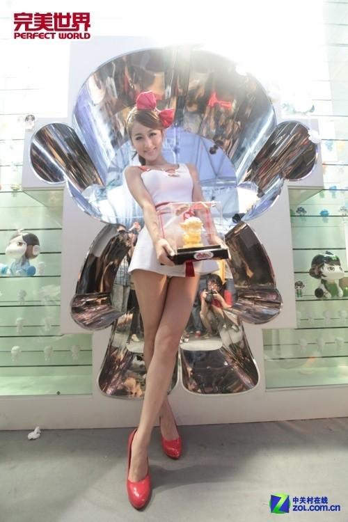 细数2012ChinaJoy完美世界三大亮点