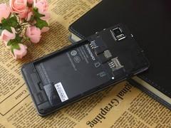 联想 K860 黑色 电池仓图
