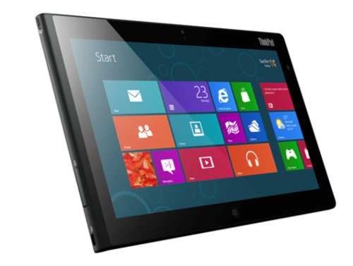 联想平板_联想发布Win8平板ThinkPad Tablet 2_行业新闻-中关村在线