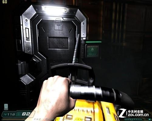 毁灭战士 电锯在手天下我有 电脑游戏