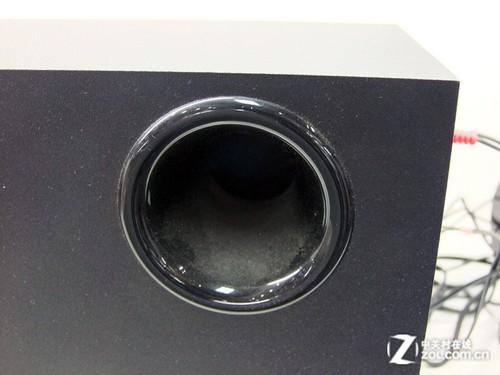 前置v字体字体漫步者时尚2.1旋钮380元_漫步者龄音箱设计图片图片