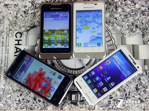 当差异变成共性 MOTO不对称手机有啥不同