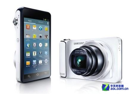 三星GALAXY Camera发布