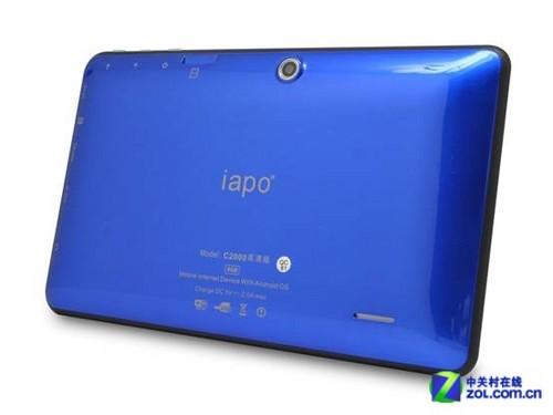 随时随地上网 iapo新品3G平板C2000公布
