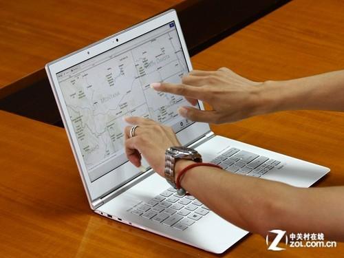 触摸屏有意义?透过宏�S7看产品设计