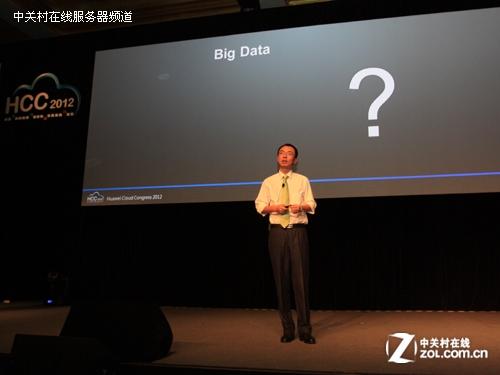 范瑞琦:大数据需要大存储快处理