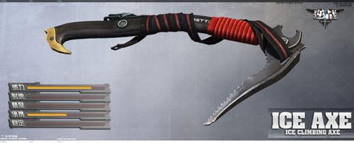 《逆战》游戏资料常用近身武器介绍