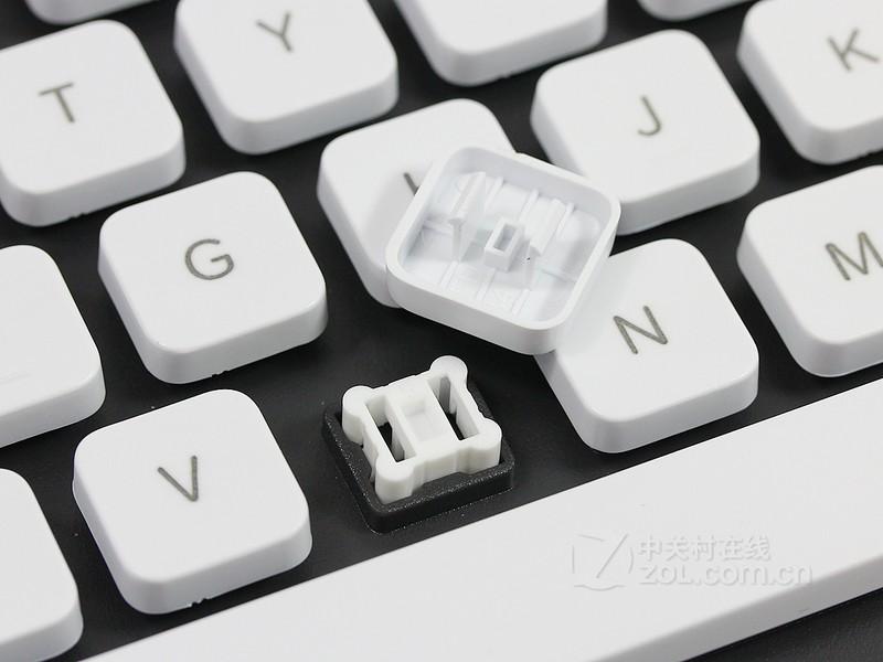 【高清图】罗技logitechK310水洗键盘键帽架