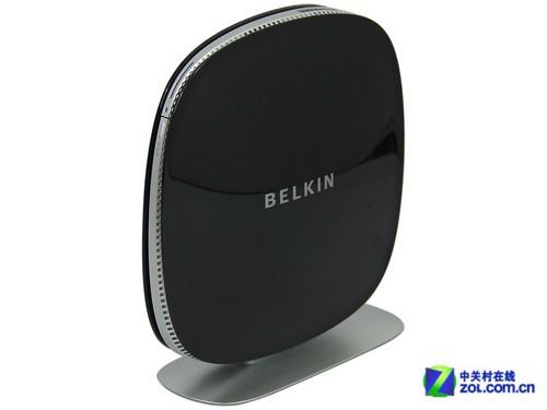 挑战11n巅峰 贝尔金N900无线路由首测