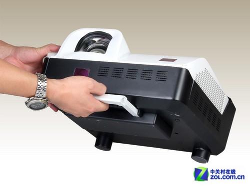 全能一体机 雅图LX211ST+互动投影首测