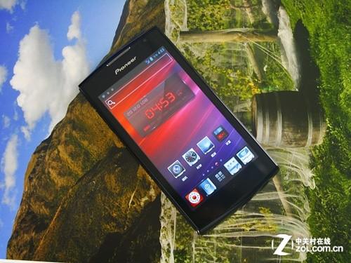 4.5寸手机影音新标杆 先锋P80w开启预售