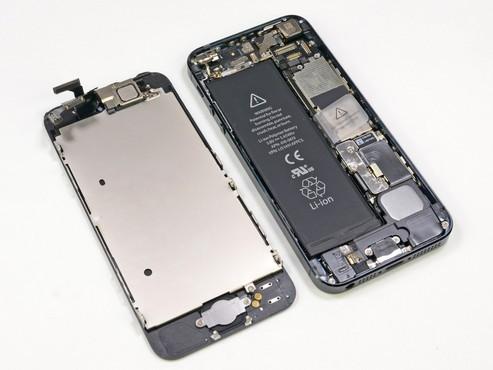 苹果新iphone 5详细拆机图赏-中关村在线