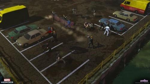 制作商表示《漫威英雄传》将是完全免费网游