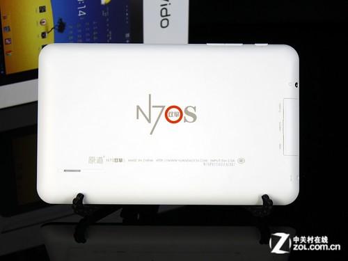 399元双核四显平板 原道N70双擎S评测