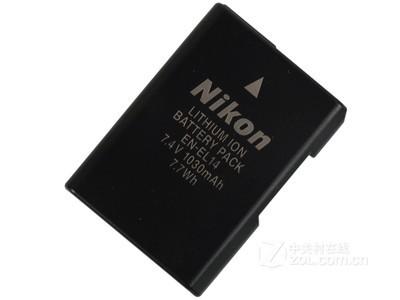 尼康 EN-EL14电池.尼康(Nikon)EN-EL14a 可充电锂电池。适用于Df D5300 D5200 D5100 D3300 D3200 D3100等。尼康EL14原装电池。