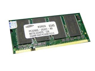 三星256MB DDR400