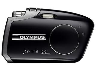 奥林巴斯µ-mini Digital S(Stylus Verve S)