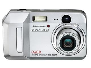 奥林巴斯C500 Zoom