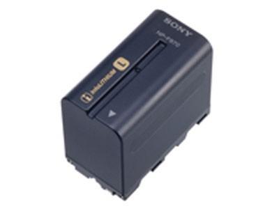 索尼 NP-F970 索尼(SONY) NP-F970 原装锂电池 适用于索尼Z5C Z7C NX5C NX3 MC1500C MC2500 198P